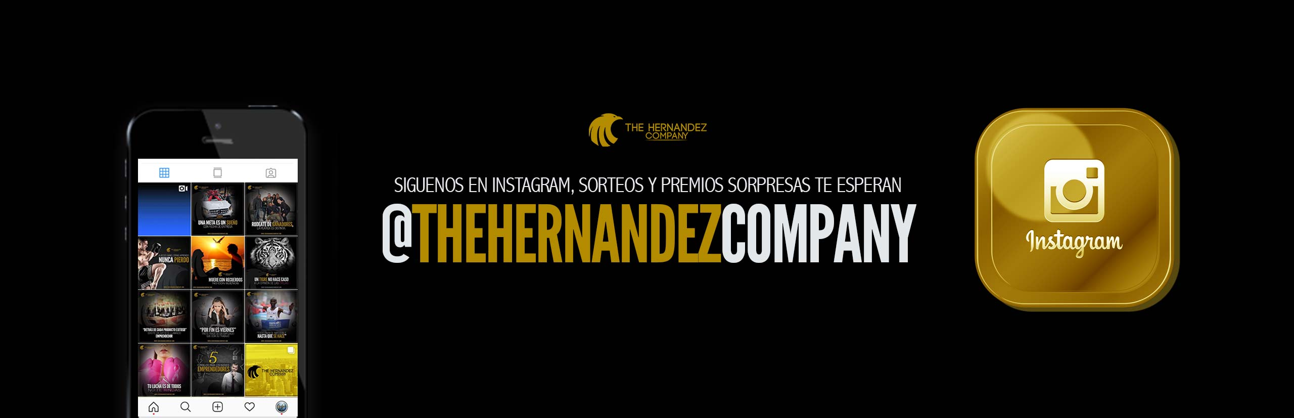 Instagram The Hernández Company