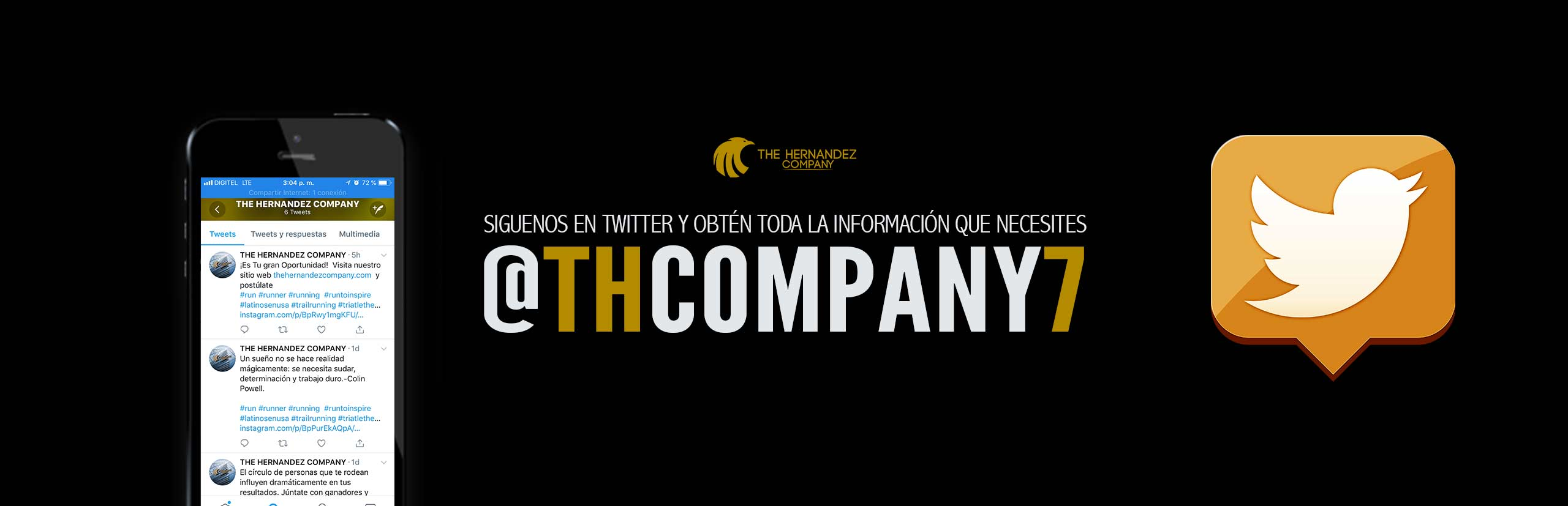 Twitter The Hernández Company